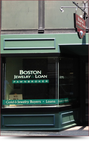Boston Jewelry & Loan store photo